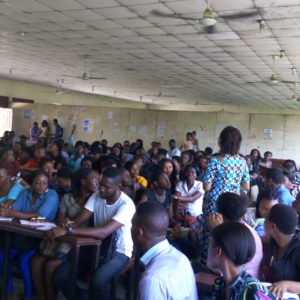 Fashion and Design Lecture in Progress at Rivers state University of Science and Technology