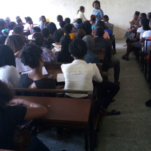 Fashion and Design Lectures in progress at Rivers State University of Science and Technology